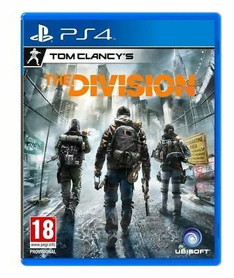 PS4 Tom Clancys The Division PS4 Excellent -Same Day Dispatch* via Fast Delivery