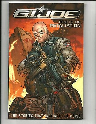 G.i. Joe: Roots Of Retaliation (Graphic Novel, May 2012), As New