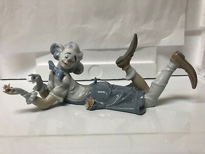 Lladro Clown Figurine The Magic Of Comedy #6913
