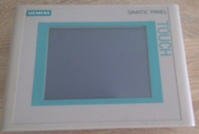 Siemens Simatic Touch Panel TP 177B DP-6 6AV6 642-0BC01-1AX0