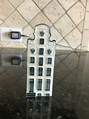 BOLS KLM Delf Blue House # 56 with  wax seal & liquid