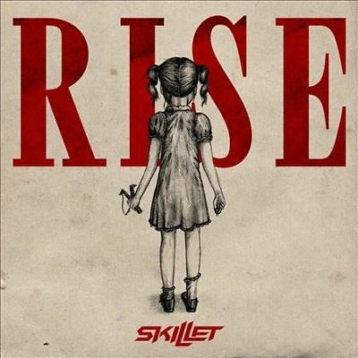 Rise by Skillet (Christian Rock) CD - Brand New!
