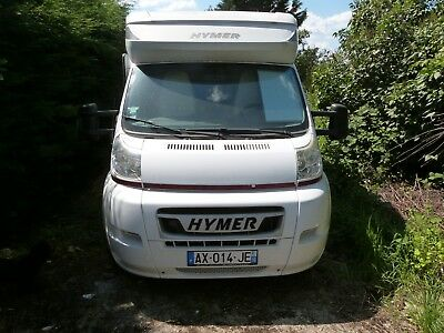 Hymer Camping Car 654 Tramp 2 x 2 - 2010