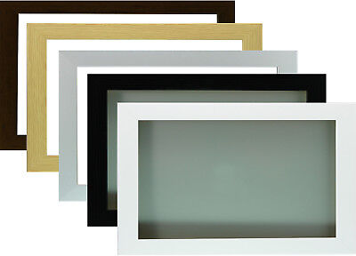 Maxi Poster Frame Photo Frame Certificate Frames In All Sizes  With Wood Effect
