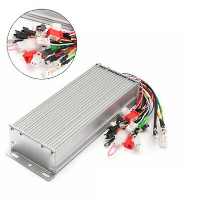 Brushless DC Motor Speed Controller 48-72V Bicycle E-bike Scooter 1Pc Useful