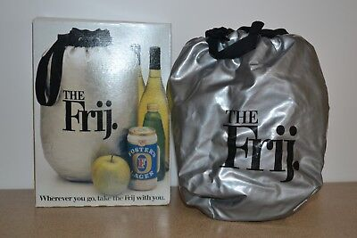 VintageThe Frij Cooler Bag Brava Australia 1980s Original Box
