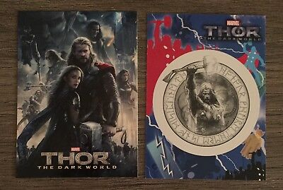 2013 Upper Deck Thor The Dark World Master Set (150 Cards) Base + Stickers