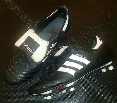 09c86c025e4 ADIDAS COPA MUNDIAL World Cup Made in Germany Soccer Cleats Football Boots  VTG