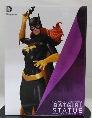 DC Collectibles 2013 DC Comics Cover Girls-New 52 Batgirl (0294/5200)-NEW/SEALED