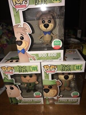 Yo Gi Bear Lot