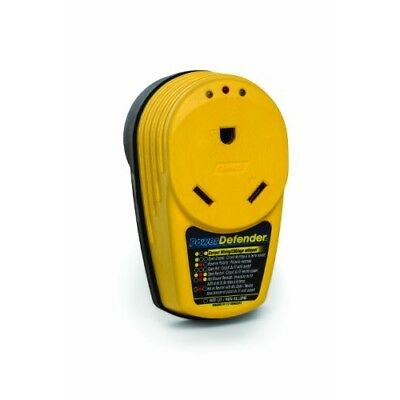 Camco PowerDefender Circuit Analyzer With Integrated Surge Protection and 30 Amp