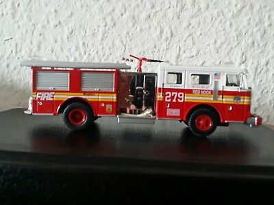 Code 3 FDNY Engine 279 Limited Edition * 1 of 5000 * Scale 1/64