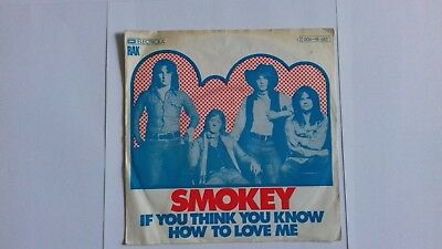 smokey single if you think you know how to love me