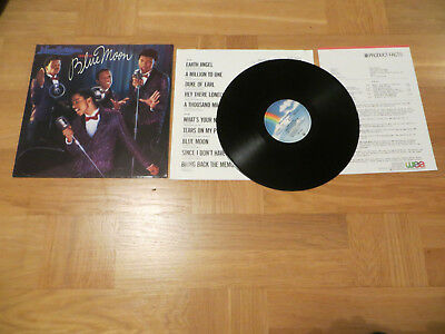LP Vinyl New Edition under the blue moon