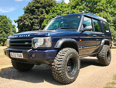 Land Rover Discovery 2 >> Land Rover Discovery 2 Td5 Off Road Stage 2 Tune 4 150 00