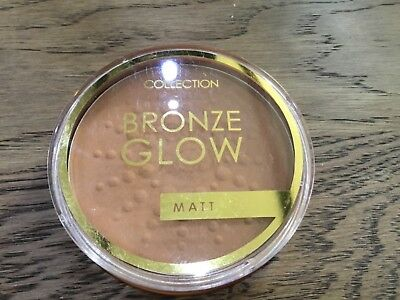 COLLECTION Bronze Glow Matt, Terracotta Number 1 15 g new free postage