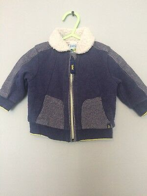 baby boys 3-6 months ted baker coat