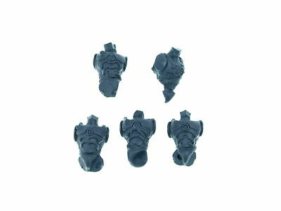 Adeptus Mechanicus Sicarian - Torsos 5x - Big Pack