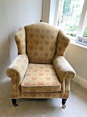 Wingback, Fireside Chair from the shop 'Fired Earth'