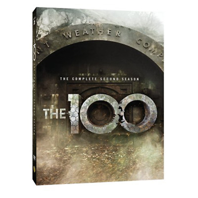 100 (The) - Stagione 02 (4 Dvd)  [Dvd Nuovo]