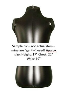 Inflatable Toddler Torso set of 2 torsos - LOW PRICE for gently used!