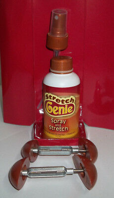 Stretch Genie – Professional Shoe Boot & Glove Leather Stretcher.  As Seen On TV