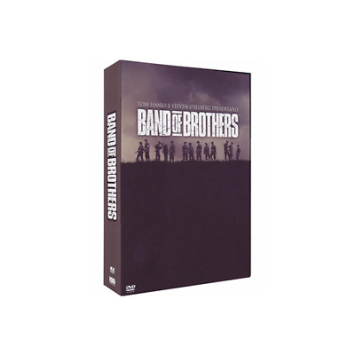Band Of Brothers - Fratelli Al Fronte (6 Dvd)  [Dvd Nuovo]