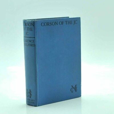 Corson of the JC, MULFORD, Clarence c1927 1st Good+