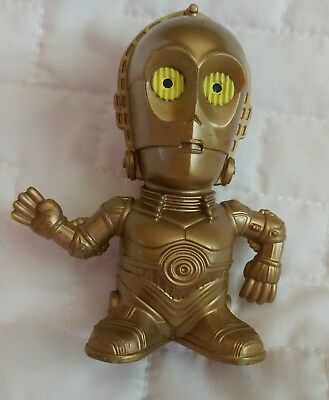 C-3PO Viewer Toy - 2005 Burger King Kids' Meal Star Wars: Revenge of the Sith