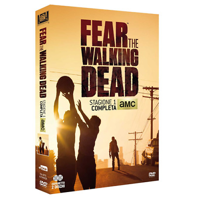 Fear The Walking Dead - Stagione 01 (2 Dvd)  [Dvd Nuovo]