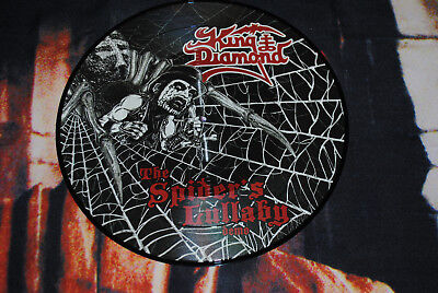 KING DIAMOND - The Spider´s Lullaby Demo Picture LP lim. 300 Mercyful Fate