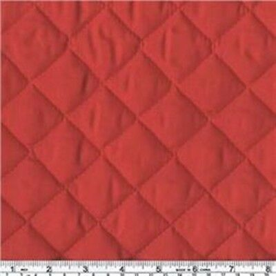 Quilted Toaster Cover 2 Slice Red 11 x 6 x 8