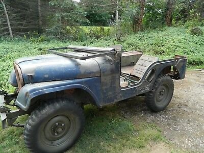 Willys M38A1 C model Jeep Military