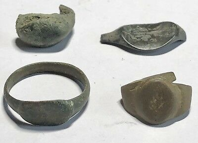 Ancient Roman Rings