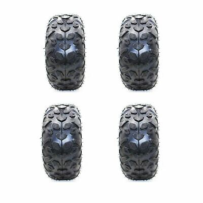 "4x 145/70-6"" inch Tyre Front Rear Tire Mini Monkey pocket Quad Bike ATV Buggy"