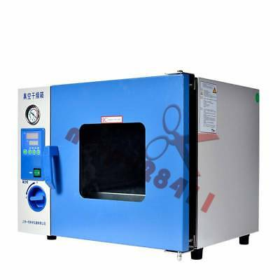 DZF-6020A liquid crystal display (LCD) stainless steel tank vacuum drying oven