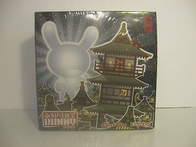 """Kidrobot DUNNY 3/"""" GOLD LIFE HUCK GEE Blind Box Factory Sealed UNOPENED"""