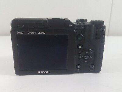 Ricoh Pentax GXR mirrorless digital camera body unit VG
