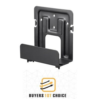 Universal Wall Mount Holder For TV Cable Box AV DVD BluRay Player Game Console