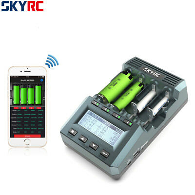 SKYRC MC3000 Bluetooth Smart Battery Charger APP Control Accurate Analyzer New