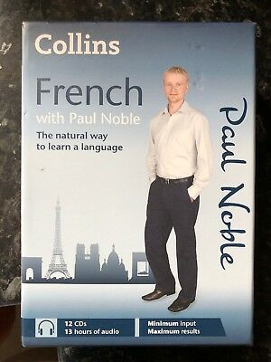 Learn French with Paul Noble - Complete Course: French made easy with your...