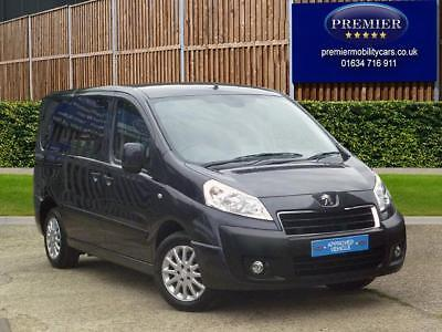 7 SEATS 36,000mls - Peugeot Expert 2.0hdi INDEPENDENCE Leisure wheelchair access