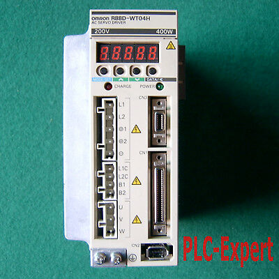 1pc USED OMRON Driver R88D-WT04H In Good Condition