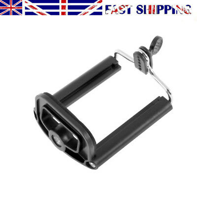 Mobile Phone Camera Bracket holder tripod Stand Clip Mount for iPhone X 8 7 Plus