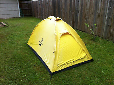 PicClick & BLACK DIAMOND ELDORADO 4 Season 2 Person Alpine Tent
