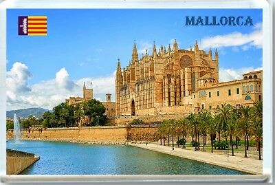 Mallorca, Palma, Majorca Spain Fridge Magnet-2