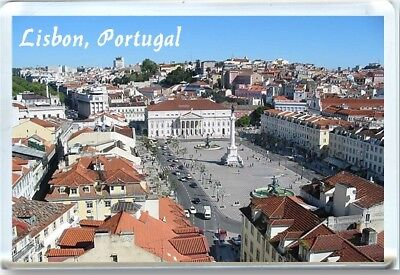 Lisbon, Portugal Fridge Magnet-3