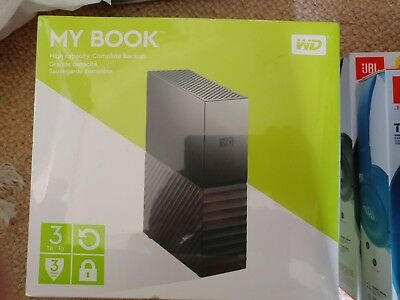 Western Digital My Book Cloud 2TB 3TB For Mac Essentials NEW SEALED WARRANTY