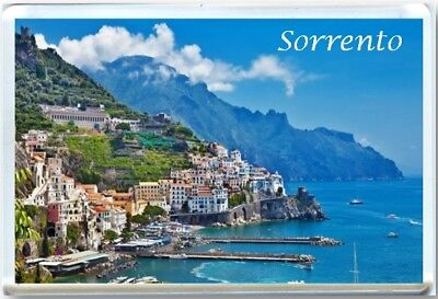 Sorrento - Italy Fridge Magnet 2