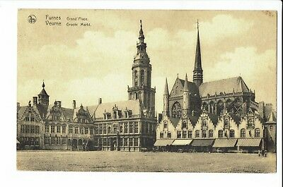 CPA-Carte postale- BELGIQUE  Veurne- Grand Place -1931 - S1404